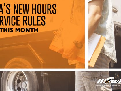 FMCSA's New Hours of Service Rules Set to Start in September