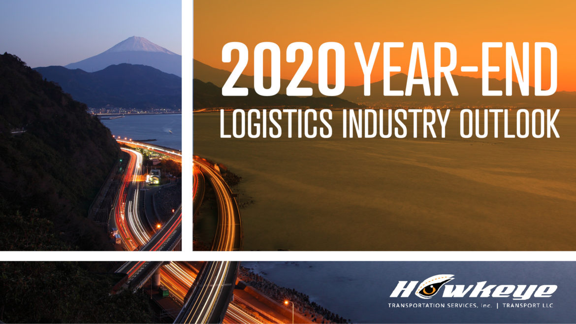2020 Year-End Logistics Industry Outlook
