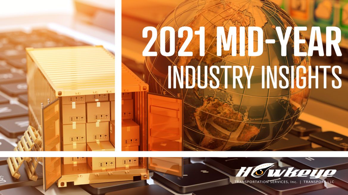 Industry Insights: 2021 Mid-Year